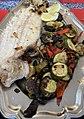 Le Harenguier (Beynost) - sole et légumes grillés.jpg