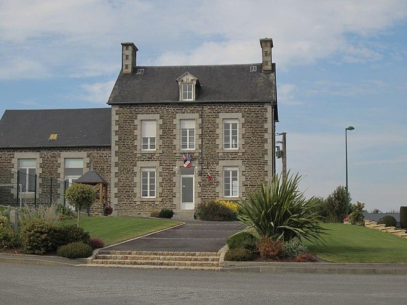 Le Mesnillard, Manche