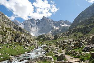 Hautes-Pyrénées - Image: Le Vignemale