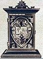 Le bouclier de Lumley, remis avant guerre au vainqueur annuel du cross aux cinq nations (équipes britanniques, France et Belgique).jpg