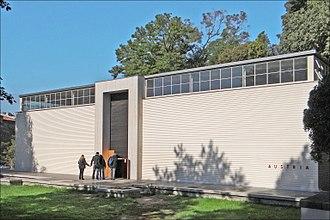 Beaverbrook Art Gallery - Image: Le pavillon de l Autriche (Biennale darchitecture de Venise) (8085412320)