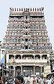 Le temple de Shiva Nataraja (Chidambaram, Inde) (14040586313).jpg