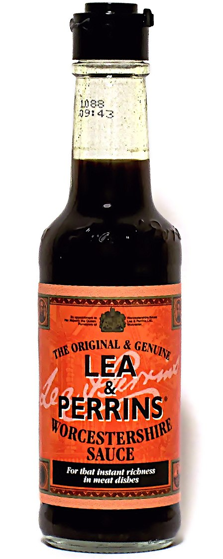 پرونده:Lea & Perrins worcestershire sauce 150ml.jpg