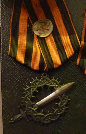 Ice March - 1st Kuban campaign medal