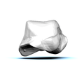 Left Talus bone 11 posterior view.png