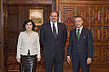Lehendakaria Kubako enbaxadorearekin bildu da- El lehendakari recibe al embajador de Cuba, Eugenio Martínez Enríquez.jpg