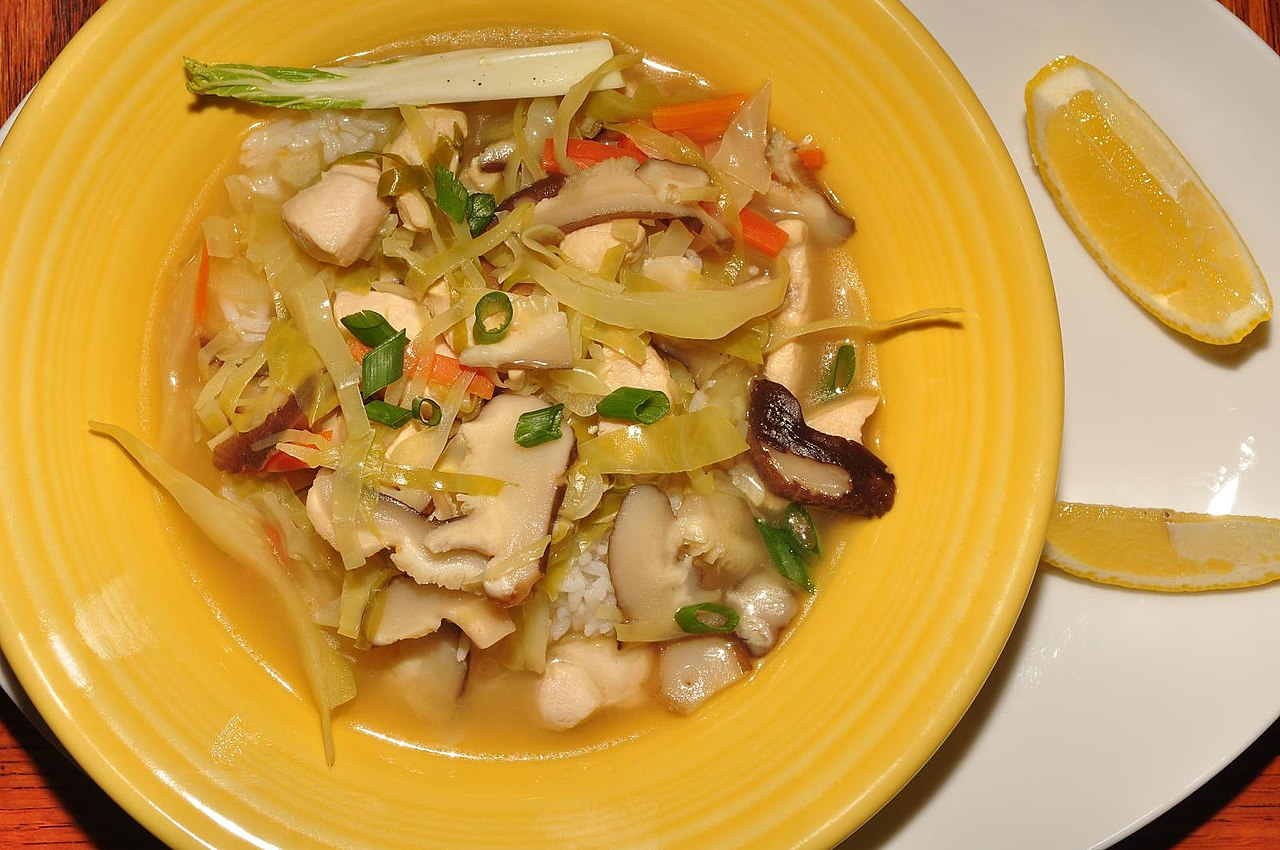 File Lemongrass Chicken Soup 4428214852 Jpg Wikimedia Commons