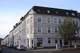 Blankenburger Straße in Magdeburg