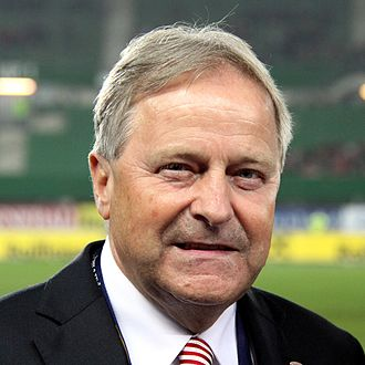 Austrian Football Association - President since 2009: Leo Windtner