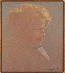 Portret Ignacego Paderewskiego (Hommage au Grand Polonais)