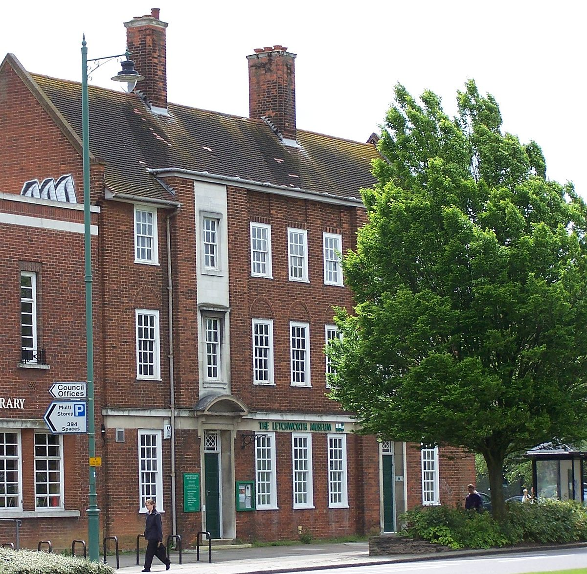 Letchworth Museum & Art Gallery