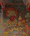 Lhasa-Potala-40-Weltenhueter West Virupaksha mit Stupa und Schlange-2014-gje.jpg