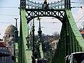 Liberty Bridge from Pest, 2013 Budapest (412) (13227601164).jpg