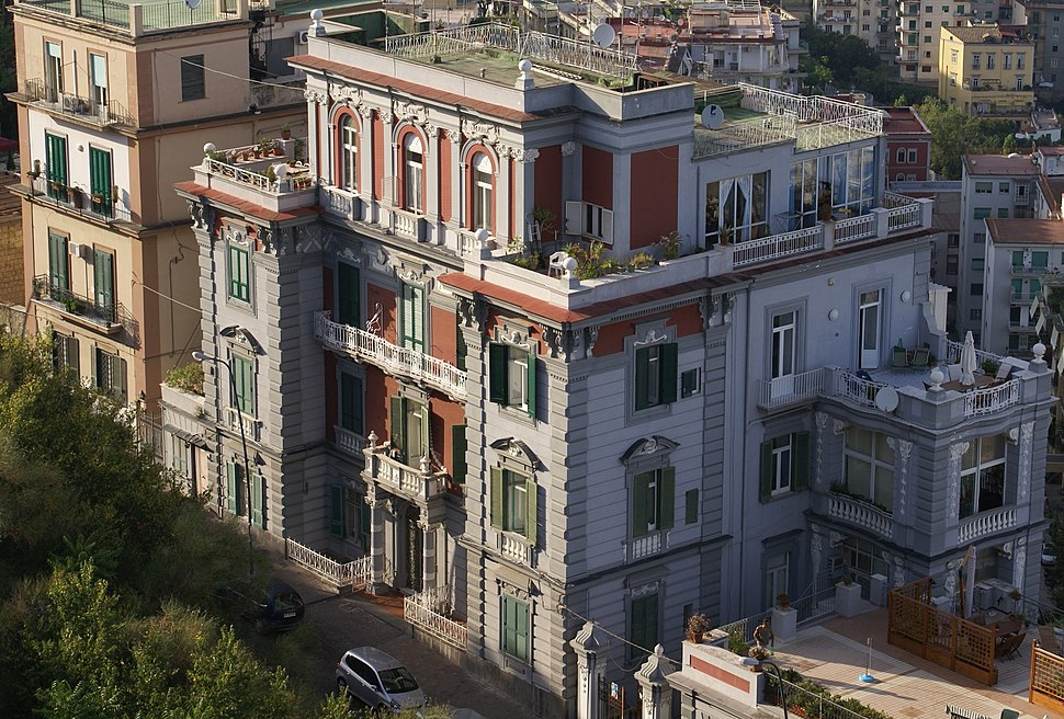 Liberty Napoli