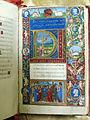 Libro d'ore di maddalena de' medici, mariano del buono, 1485-87, da aylesbury, buckinghamshire 02.JPG