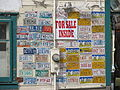 License plates, Craft Market, Fairbanks, Alaska.JPG