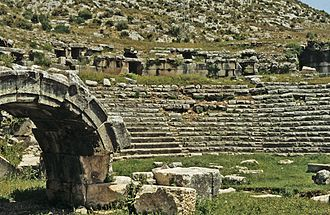 Limyra - Limyra Theater