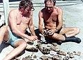 Linder and Bob Marx 1982.JPG