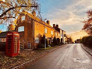 Sutton Cheney Human settlement in England