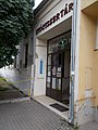 Listed pharmacy, Erzsébetváros, Kecskemét 2016 Hungary.jpg