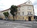 Listed public building. - 18, Katona József Square, Kecskemét 2016 Hungary.jpg