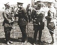General Listowski and Symon Petlura