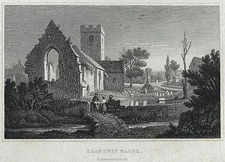 Llantwit Major, Glamorganshire