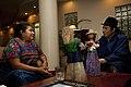 Llegada de Rigoberta Menchú al Ecuador (6982894560).jpg