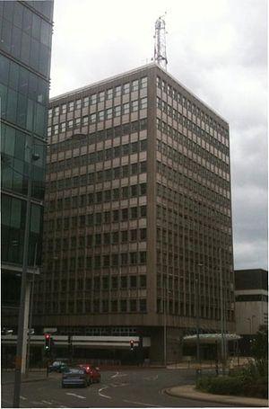 West Midlands Police - West Midlands Police HQ - Lloyd House