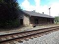 Lloyd Railroad Depot (SW corner).JPG