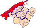 Localització de la Serra de la Tramuntana.png