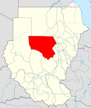 Locator map Sudan North Kurdufan.png