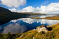 Loch Assynt from Cnoc an Lochain Fheoir - geograph.org.uk - 546799.jpg
