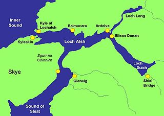 Lochalsh Scottish parish