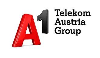 A1 Telekom Austria Group - Image: Logo A1 Telekom Austria Group
