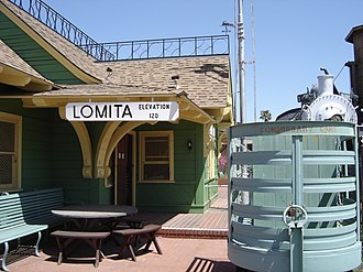 Lomita, California - Lomita Railroad Museum