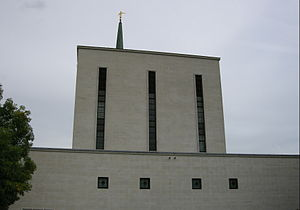 London England Temple - Image: London England Temple 002