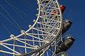London Eye. Red Cabin.JPG