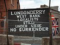 Londonderry Loyalists - No Surrender - panoramio.jpg