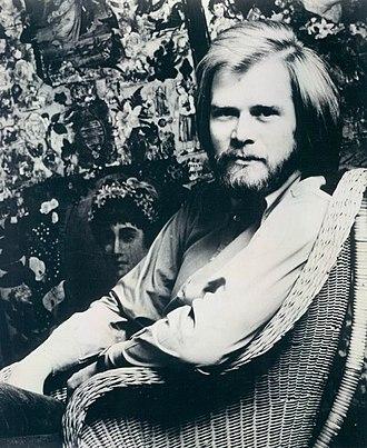 Long John Baldry - Baldry in 1972