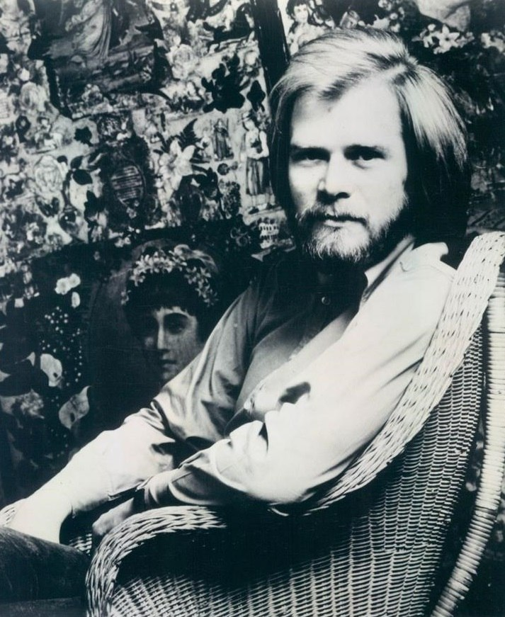 Long John Baldry photo 1972