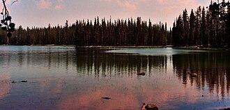 Caribou Wilderness - Long Lake