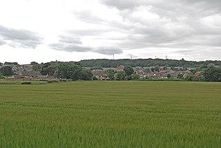 Longshaw human settlement in United Kingdom