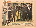 Looking for Trouble lobby card.jpg