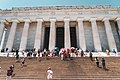Looking up at the Lincoln Memorial (48850192688).jpg