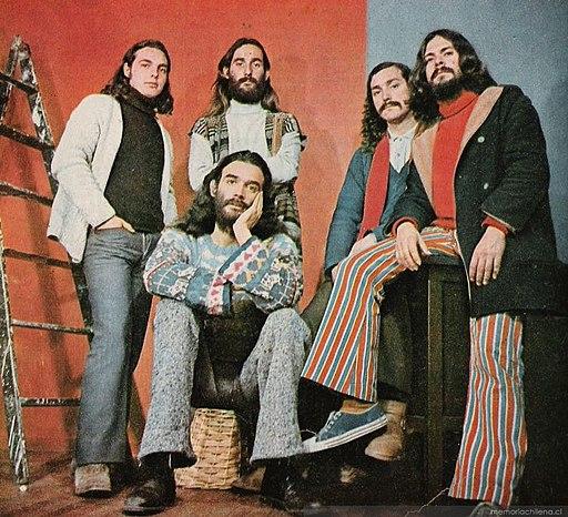 Los Jaivas 1972