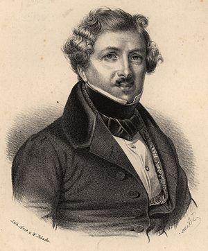 Louis-Jacques-Mandé Daguerre (18 November 1787...