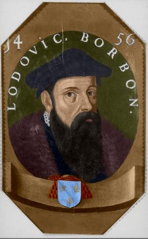 Louis de Bourbon, Bishop of Liège - Prince-Bishop of Liège (1456-1482)