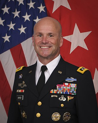Commanding General, United States Army Europe - 40th Commanding General of the U.S. Army in Europe