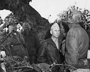 Lt. Gen. Victor Krulak at Camp Pendleton tactical test exercise